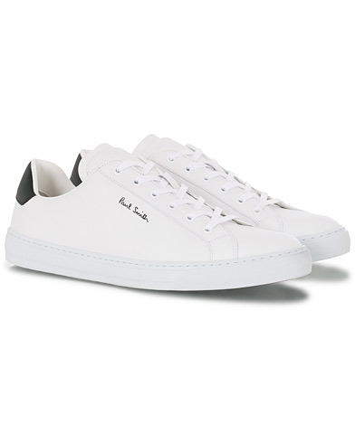 Paul Smith Hansen Sneaker White Calf i gruppen Sko / Sneakers hos Care of Carl (16053611r)