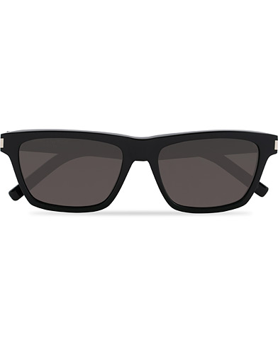 Saint Laurent SL 274 Sunglasses Black/Grey  i gruppen Assesoarer / Solbriller / Firkantede solbriller hos Care of Carl (16072310)