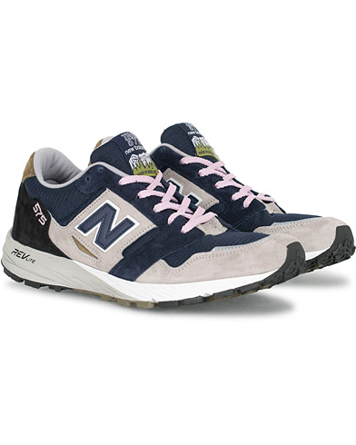 New Balance Trail 575 Sneaker Grey/Navy i gruppen Sko / Sneakers / Running sneakers hos Care of Carl (16087511r)