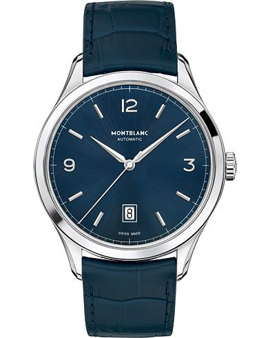 Montblanc Heritage Chronométrie Automatic 40mm Blue Dial
