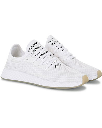 adidas Originals Deerupt Sneaker White i gruppen Sko / Sneakers / Running sneakers hos Care of Carl (16219711r)