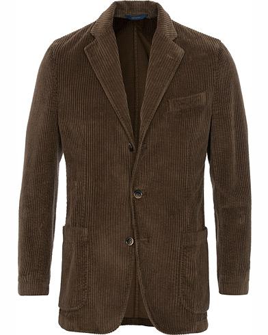 Brooks Brothers Soft Washed Corduroy Blazer Brown 48