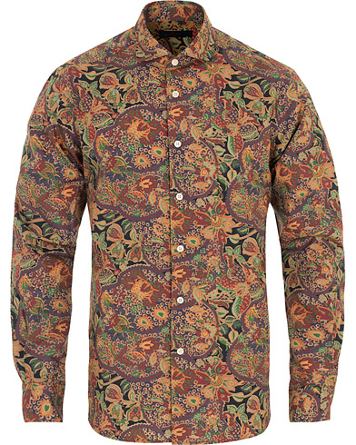 Morris Reino Printed Shirt Multi i gruppen Klær / Skjorter / Casual hos Care of Carl (16337511r)