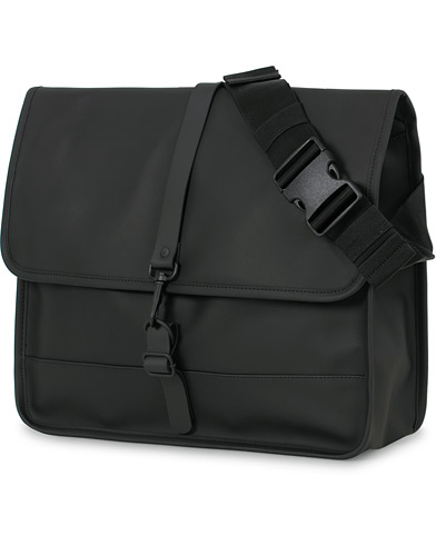 Rains Commuter Bag Black  i gruppen Assesoarer / Vesker hos Care of Carl (16359210)