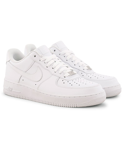 Nike Air Force Sneaker White i gruppen Sko / Sneakers / Running sneakers hos Care of Carl (16413011r)