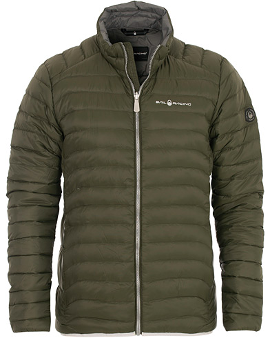 Sail Racing Link Down Jacket Forest Green i gruppen Klær / Jakker / Dunjakker hos Care of Carl (16420711r)