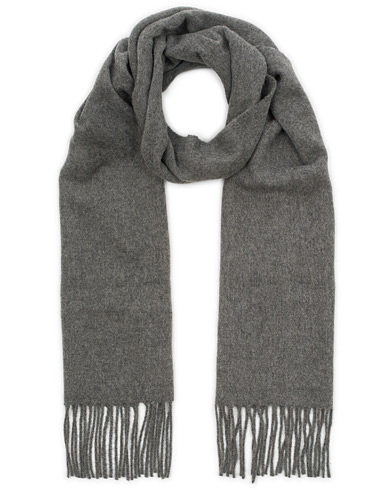 Tiger of Sweden Berg Wool/Cashmere Scarf Grey  i gruppen Assesoarer / Skjerf hos Care of Carl (16428610)