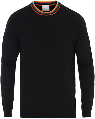 Paul Smith Mainline Pullover Black i gruppen Klær / Gensere / Pullovere rund hals hos Care of Carl (16461211r)