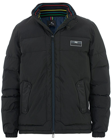 PS Paul Smith Down Puffer Black i gruppen Klær / Jakker / Dunjakker hos Care of Carl (16463311r)