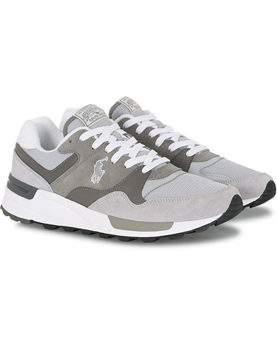 Polo Ralph Lauren Trackstr Pony Sneaker Grey i gruppen Sko / Sneakers / Running sneakers hos Care of Carl (16481311r)