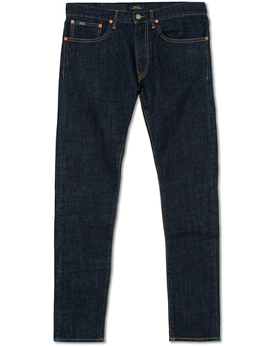 Polo Ralph Lauren Sullivan Slim Fit Rins Stretch Jeans Dark Blue i gruppen Klær / Jeans hos Care of Carl (16487411r)