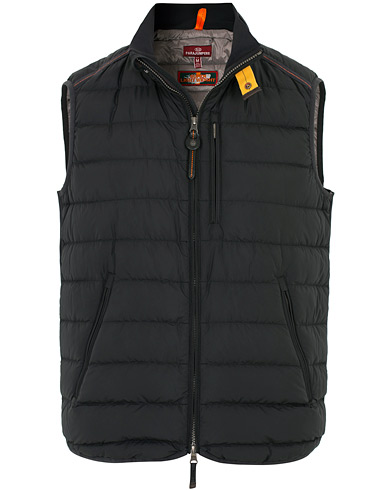Parajumpers Perfect Lightweight Vest Black i gruppen Klær / Vester hos Care of Carl (16554311r)