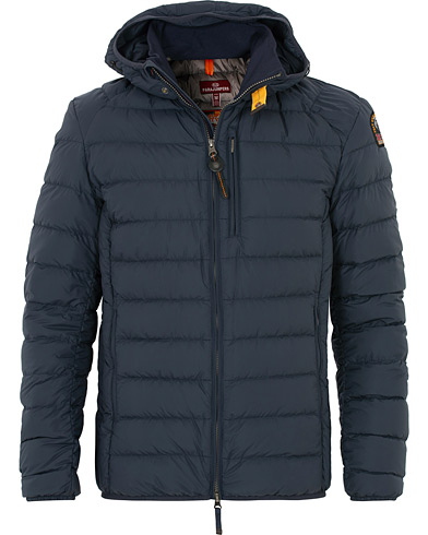 Parajumpers Last Minute Lightweight Hooded Jacket Navy i gruppen Klær / Jakker / Dunjakker hos Care of Carl (16554711r)