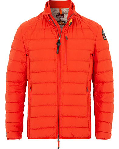 Parajumpers Ugo Super Lightweight Jacket Orange i gruppen Klær / Jakker / Dunjakker hos Care of Carl (16555211r)