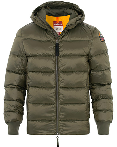 Parajumpers Pharell High Gloss Down Jacket Sycamore i gruppen Klær / Jakker / Dunjakker hos Care of Carl (16555711r)