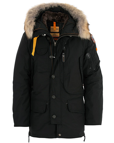 Parajumpers Kodiak Masterpiece Jacket Black i gruppen Klær / Jakker / Parkas hos Care of Carl (16557311r)