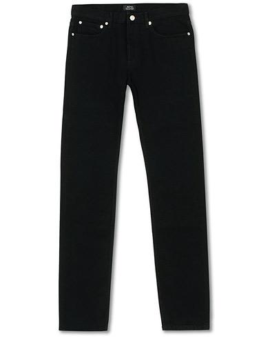 A.P.C. Petit Standard Jeans Black
