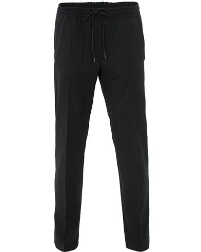 BOSS Banks Drawstring Trousers Black