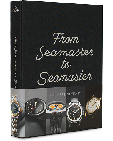New Mags From Seamaster to Seamaster