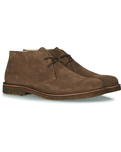 Astorflex Greenflex Desert Boot Brown Suede i gruppen Sko / Støvler hos Care of Carl (16643111r)