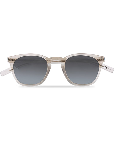 Saint Laurent SL 28 Sunglasses Beige/Silver  i gruppen Assesoarer / Solbriller hos Care of Carl (16665310)