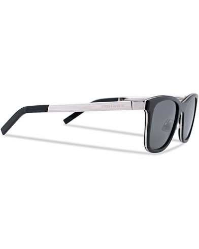 Saint Laurent SL 51 Sunglasses Black/Grey  i gruppen Assesoarer / Solbriller hos Care of Carl (16665710)