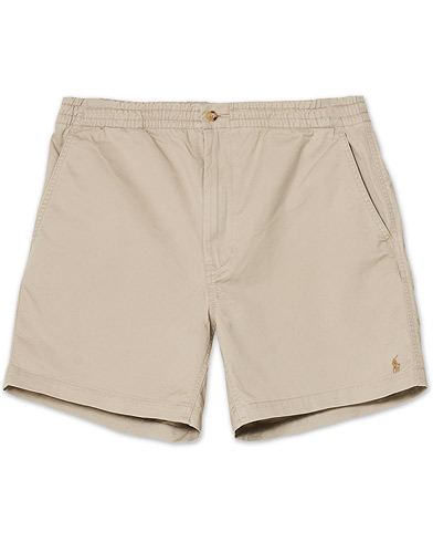Polo Ralph Lauren Prepster Shorts Khaki i gruppen Klær / Shorts / Drawstringshorts hos Care of Carl (16757911r)
