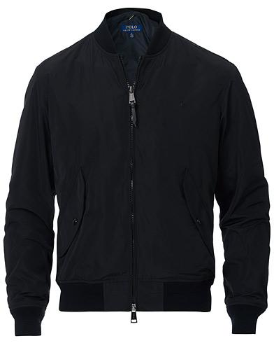 Polo Ralph Lauren City Bomber Jacket Black