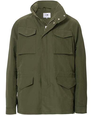 NN07 Field Jacket Army Green