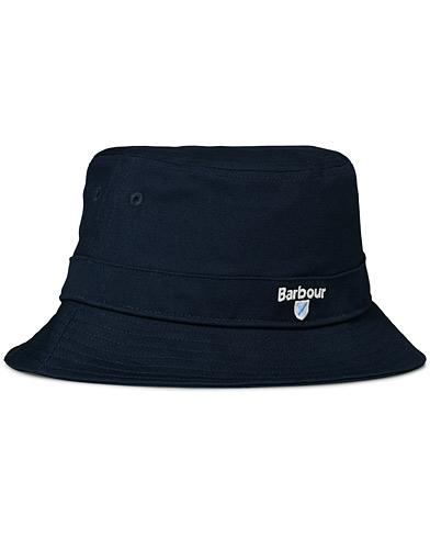 Barbour Lifestyle Cascade Bucket Hat Navy