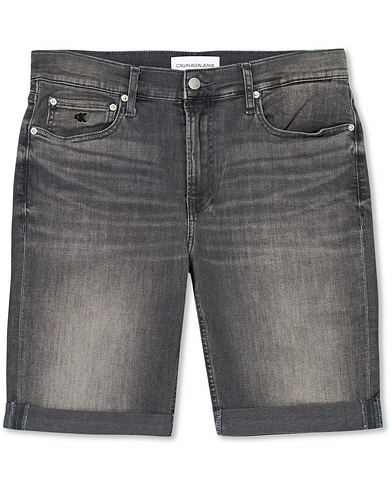 Calvin Klein Jeans Slim Fit Shorts Light Grey