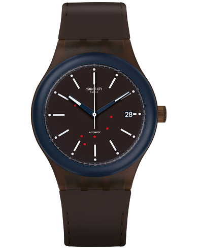 Swatch Sistem Fudge Brown