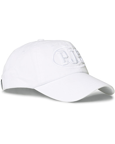 Parajumpers Patch Cap White  i gruppen Assesoarer / Hatter & capser / Caps hos Care of Carl (17023710)