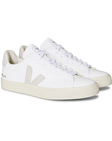 Veja Campo Sneaker Extra White/Natural i gruppen Sko / Sneakers hos Care of Carl (17039611r)