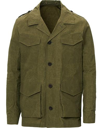 Private White V.C. Revere Field Jacket Olive