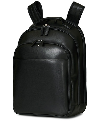 Montblanc Sartorial Backpack Large Black  i gruppen Assesoarer / Vesker / Ryggsekker hos Care of Carl (17137210)