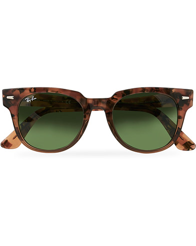 Ray-Ban 0RB2168 Meteor Sunglasses Gradient Havana