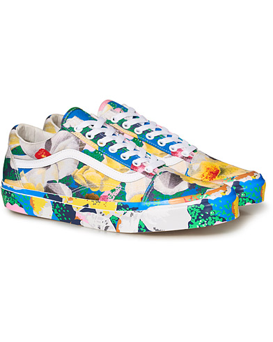 Kenzo x Vans Flower Old Skool Sneaker Multi