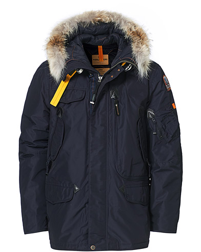 Parajumpers Right Hand Masterpiece Parka Navy i gruppen Klær / Jakker / Parkas hos Care of Carl (19245011r)