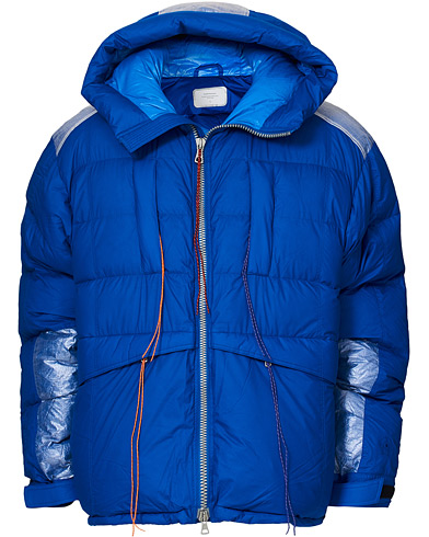 Peak Performance Ben Gorham Puffer Down Jacket Artic Blue i gruppen Klær / Jakker / Dunjakker hos Care of Carl (19256411r)