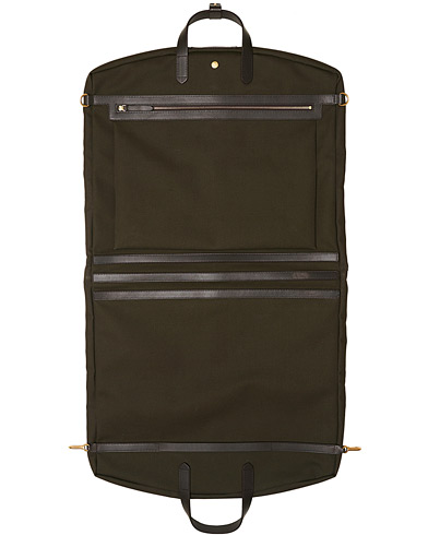 Mismo M/S Suit Carrier Army/Dark Brown  i gruppen Assesoarer / Vesker / Dressposer hos Care of Carl (19296010)
