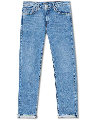 Levi's Made & Crafted 511 Slim Fit Stretch Jeans Alpine Blue i gruppen Klær / Jeans hos Care of Carl (19434911r)