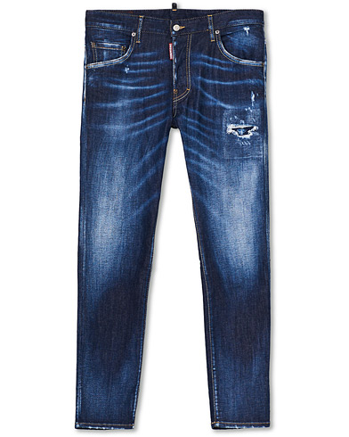 Dsquared2 Skater Jeans Dark Washed i gruppen Klær / Jeans hos Care of Carl (19568911r)