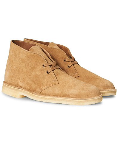 Clarks Originals Desert Boot Nutmeg Suede