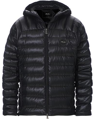 RLX Ralph Lauren Lightweight Down Jacket Polo Black