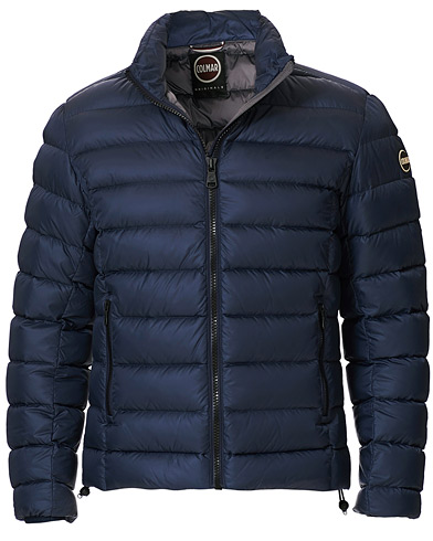 Colmar Concrete Down Detachable Hooded Jacket Navy i gruppen Klær / Jakker / Dunjakker hos Care of Carl (19817511r)
