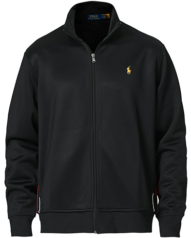 Polo Ralph Lauren Lunar New Year Full Zip Sweater Black i gruppen Klær / Gensere / Zip-gensere hos Care of Carl (20190211r)