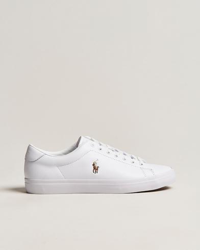 Polo Ralph Lauren Longwood Sneaker White