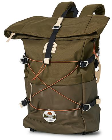Sandqvist Baetis Flyfish Backpack Olive Green