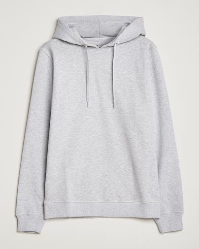 Stenströms Cotton College Hoodie Grey Melange
